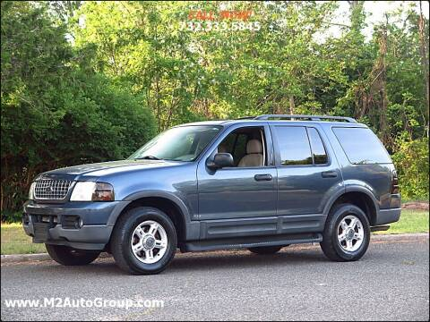 2003 Ford Explorer for sale at M2 Auto Group Llc. EAST BRUNSWICK in East Brunswick NJ