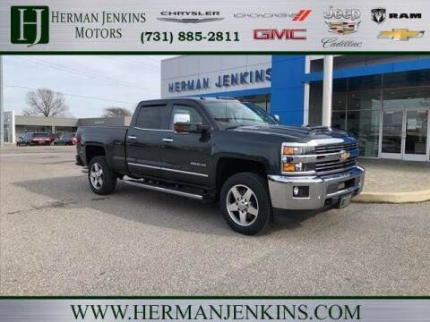 2018 Chevrolet Silverado 2500HD for sale at Herman Jenkins Used Cars in Union City TN