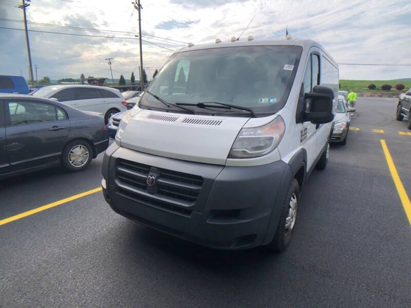 2016 RAM ProMaster Cargo for sale at Northern Automall in Lodi NJ