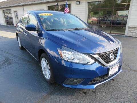 2018 Nissan Sentra for sale at Tri-County Pre-Owned Superstore in Reynoldsburg OH