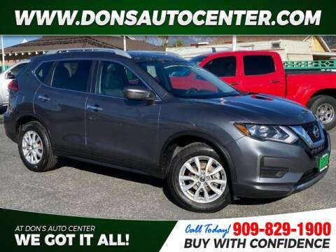 2017 Nissan Rogue for sale at Dons Auto Center in Fontana CA