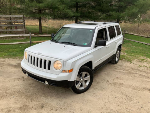 2011 Jeep Patriot for sale at Ace's Auto Sales in Westville NJ