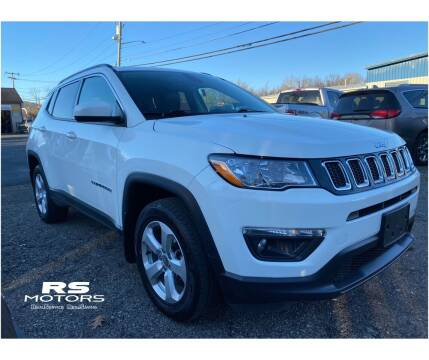 2018 Jeep Compass for sale at RS Motors in Falconer NY