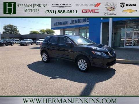 2019 Nissan Rogue Sport for sale at Herman Jenkins Used Cars in Union City TN