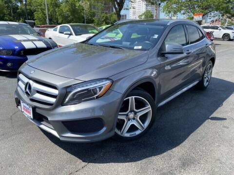 2015 Mercedes-Benz GLA for sale at Sonias Auto Sales in Worcester MA