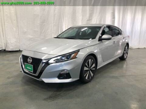 2020 Nissan Altima for sale at Green Light Auto Sales LLC in Bethany CT