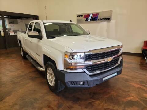 2018 Chevrolet Silverado 1500 for sale at Driveline LLC in Jacksonville FL