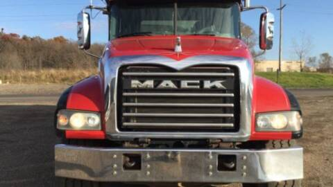 2013 Mack Granite for sale at GLOBAL MOTOR GROUP in Newark NJ