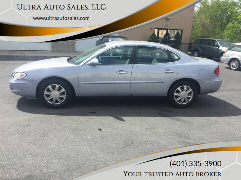 2005 Buick LaCrosse for sale at Ultra Auto Sales, LLC in Cumberland RI