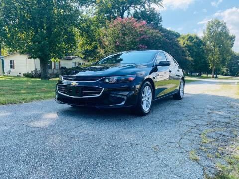 2018 Chevrolet Malibu for sale at Speed Auto Mall in Greensboro NC