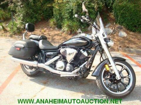 2009 Yamaha XVS950A for sale at Anaheim Auto Auction in Irondale AL