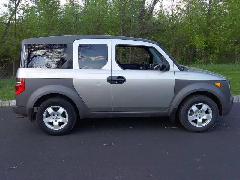 2004 Honda Element for sale at Joe Scurti Sales in Lambertville NJ
