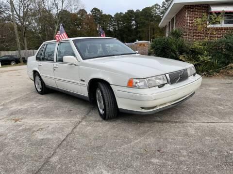 1996 Volvo 960 for sale at L & M Auto Broker in Stone Mountain GA