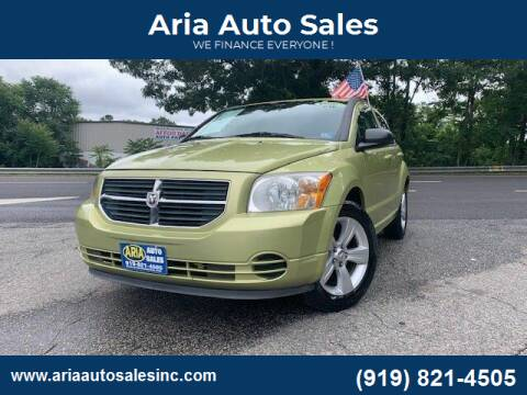 2010 Dodge Caliber for sale at ARIA  AUTO  SALES in Raleigh NC