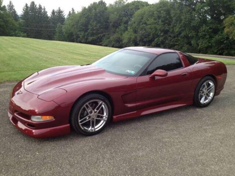 1998 Chevrolet Corvette for sale at Hutchys Auto Sales & Service in Loyalhanna PA