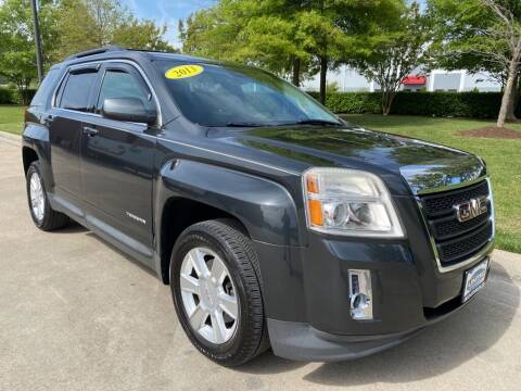 2013 GMC Terrain for sale at UNITED AUTO WHOLESALERS LLC in Portsmouth VA