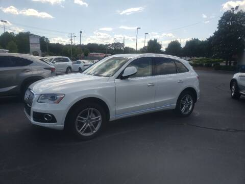 2015 Audi Q5 for sale at Nodine Motor Company in Inman SC