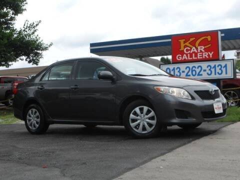 2010 Toyota Corolla for sale at KC Car Gallery in Kansas City KS