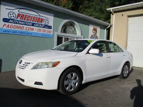 2008 Toyota Camry for sale at Precision Automotive Group in Youngstown OH