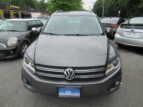 2014 Volkswagen Tiguan for sale at Balic Autos Inc in Lanham MD
