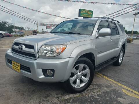 2008 Toyota 4Runner for sale at Pasadena Auto Planet in Houston TX