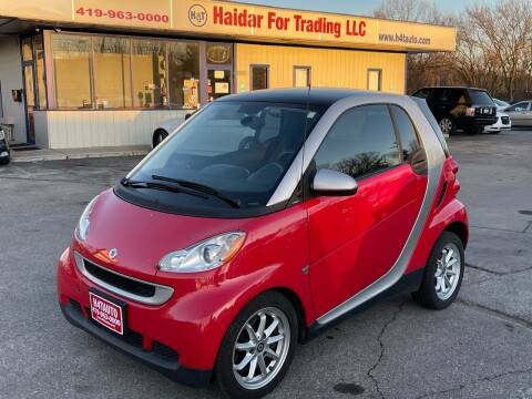 2009 Smart fortwo for sale at H4T Auto in Toledo OH