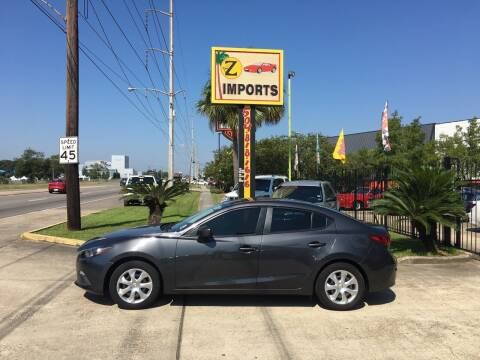 2015 Mazda MAZDA3 for sale at A to Z IMPORTS in Metairie LA