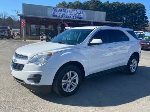 2015 Chevrolet Equinox for sale at Greenbrier Auto Sales in Greenbrier AR
