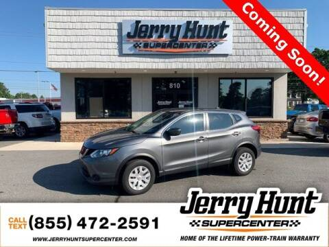 2018 Nissan Rogue Sport for sale at Jerry Hunt Supercenter in Lexington NC