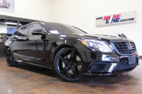 2015 Mercedes-Benz S-Class for sale at Driveline LLC in Jacksonville FL