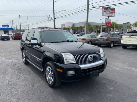 2007 Mercury Mountaineer for sale at Sam's Motor Group in Jacksonville FL