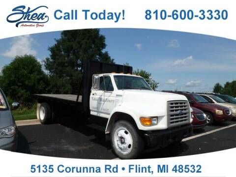 1998 Ford F-700 for sale at Erick's Used Car Factory in Flint MI