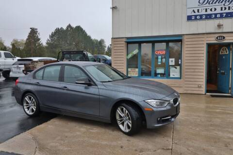2013 BMW 3 Series for sale at Danny's Auto Deals in Grafton WI