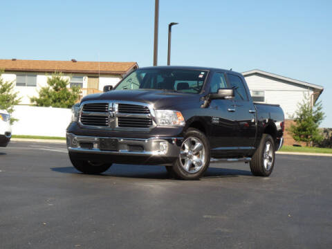 2016 RAM Ram Pickup 1500 for sale at Jack Schmitt Chevrolet Wood River in Wood River IL