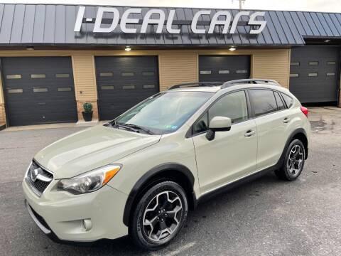 2014 Subaru XV Crosstrek for sale at I-Deal Cars in Harrisburg PA