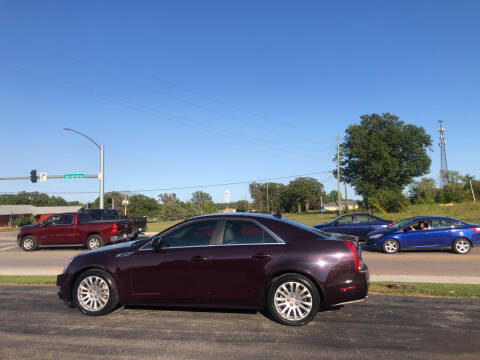 2010 Cadillac CTS for sale at Village Motors in Sullivan MO