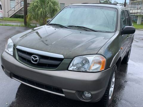 2002 Mazda Tribute for sale at Consumer Auto Credit in Tampa FL