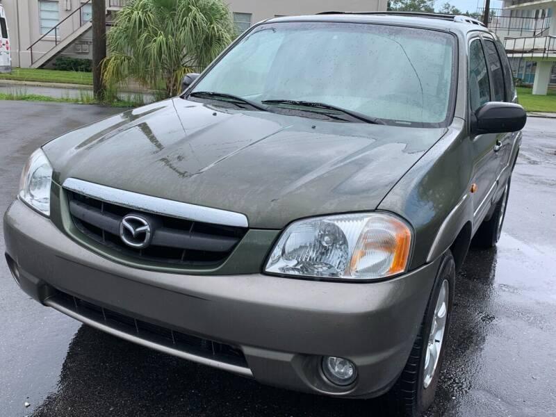 2002 Mazda Tribute for sale at Consumer Auto Credit in Tampa FL