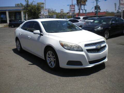 2013 Chevrolet Malibu for sale at AUTO SELLERS INC in San Diego CA