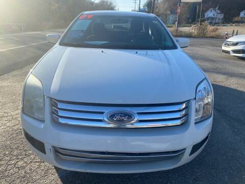 2009 Ford Fusion for sale at Car Factory of Latrobe in Latrobe PA