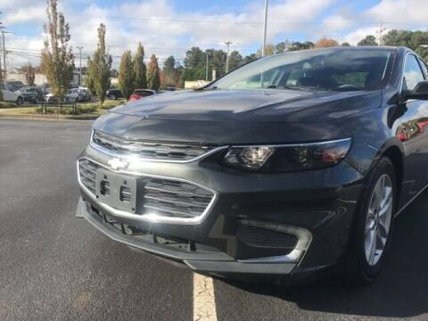 2016 Chevrolet Malibu for sale at Southern Auto Solutions - Georgia Car Finder - Southern Auto Solutions - Lou Sobh Honda in Marietta GA
