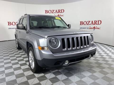 2015 Jeep Patriot for sale at BOZARD FORD in Saint Augustine FL
