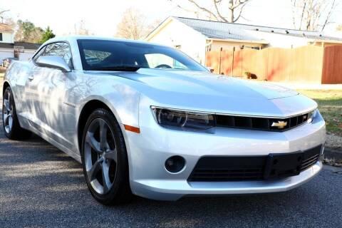 2014 Chevrolet Camaro for sale at Prime Auto Sales LLC in Virginia Beach VA