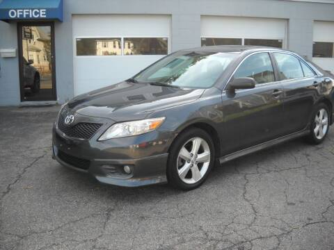 2011 Toyota Camry for sale at Best Wheels Imports in Johnston RI
