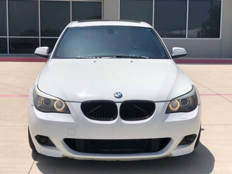 2010 BMW 5 Series for sale at Executive Auto Sales DFW LLC in Arlington TX