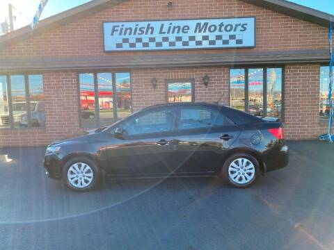 2013 Kia Forte for sale at FINISHLINE MOTORS in Canton OH