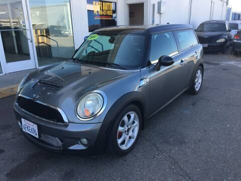 2009 MINI Cooper Clubman for sale at Safi Auto in Sacramento CA