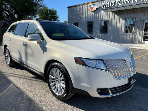 2012 Lincoln MKT for sale at Midtown Motor Company in San Antonio TX