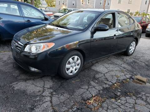2009 Hyundai Elantra for sale at Devaney Auto Sales & Service in East Providence RI