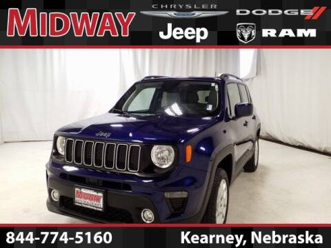 2019 Jeep Renegade for sale at MIDWAY CHRYSLER DODGE JEEP RAM in Kearney NE